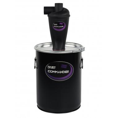 DUST COMMANDER S30 - 30 liter steel cyclone filter kit