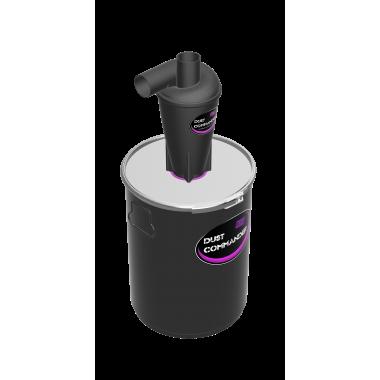 DUST COMMANDER S30 - 30 liter Stahl Bausatz