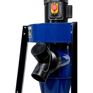 DUST COMMANDER CDC101 - Cyclone dust Collector 1hp 220V Single Phase